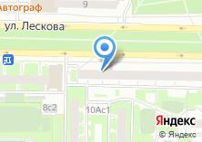 Компания «5мотков» на карте