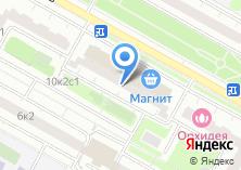 Компания «Московский дом моды головных уборов» на карте