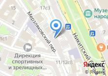 Компания «ЛюксТревел» на карте