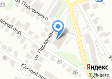 Компания «Единый номер такси в Туле» на карте