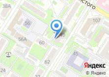 Компания «Адвокатский кабинет Яковлева Е.И.» на карте