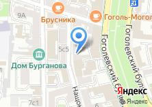 Компания «Центр реализации» на карте