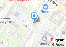 Компания «Коллегия адвокатов Советского района» на карте
