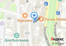 Компания «Президентмед» на карте