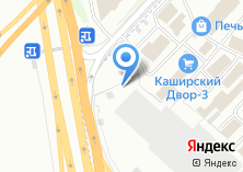 Компания «Объединение Строй-Инвест» на карте