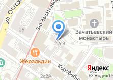 Компания «Росскат» на карте