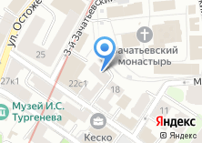 Компания «Midnightstrip» на карте