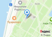 Компания «Волейбольный клуб Парка Горького» на карте