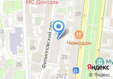 Компания «Институт Современного НЛП» на карте