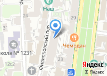 Компания «Бест-Недвижимость» на карте