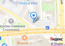 Компания «StyleTools» на карте