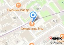 Компания «Электросвязь-СК» на карте