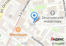 Компания «Императив» на карте