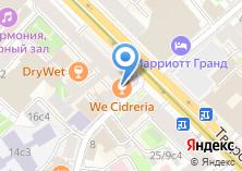 Компания «Арт-М» на карте