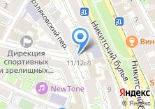 Компания «Металл-МСК» на карте