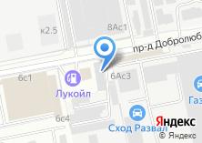 Компания «Aquacom» на карте
