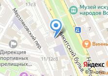Компания «5 Авеню» на карте