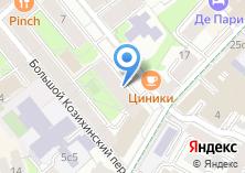 Компания «Русскiй модернъ» на карте