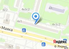 Компания «Магазин мясной и колбасной продукции» на карте