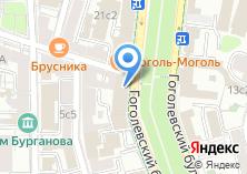 Компания «ФинАсс`истент» на карте