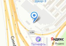 Компания «Тепловод-Сервис» на карте