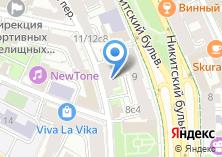 Компания «Эюя» на карте