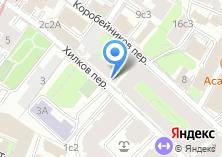 Компания «А.Ф. Конто» на карте