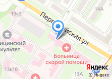 Компания «Вед Мед Эксперт» на карте
