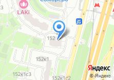 Компания «А-Линия» на карте