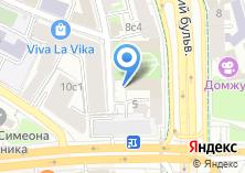 Компания «Gotinaza» на карте