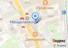 Компания «РосСыск» на карте