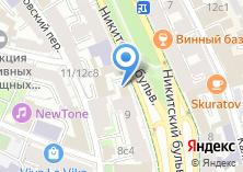 Компания «Гемма» на карте