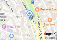 Компания «ГосПеревод» на карте