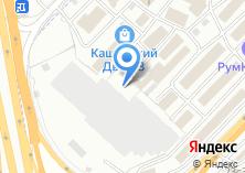 Компания «Магазин лакокрасочной продукции» на карте