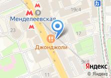 Компания «Высшая школа Стиля Наталии Туркенич» на карте