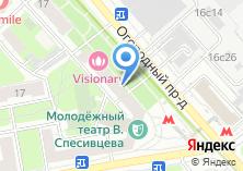 Компания «Финансовые партнеры» на карте