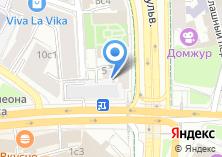 Компания «Mobi Print» на карте