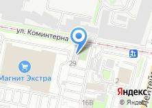 Компания «Санитек» на карте