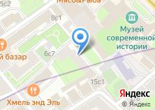 Компания «Московская Школа Визажистов» на карте