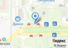 Компания «Станция Каховская» на карте