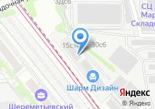 Компания «Mebel 007» на карте
