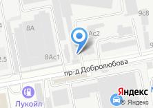 Компания «ТЭКС-Электро» на карте