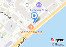 Компания «Строящийся жилой дом по ул. Пречистенская Набережная» на карте