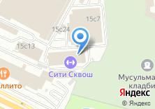 Компания «Монитор безопасности» на карте