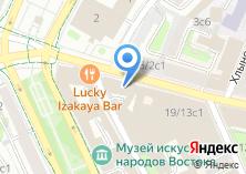 Компания «Лэндмарк Вип Сервис» на карте