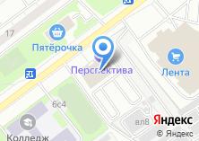 Компания «АвтоФон» на карте