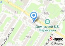 Компания «Магазин бижутерии на Гоголевской» на карте