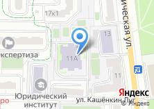 Компания «Центр образования №1494» на карте