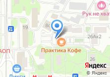Компания «Бамбук Маркет» на карте
