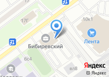 Компания «Mobilier de maison» на карте
